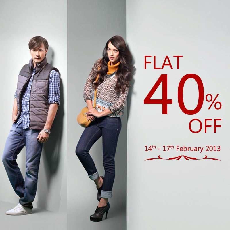 Flat 40% Off At Wills Lifestyle
