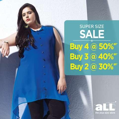 9c7995961de aLL the plus size store super size sale