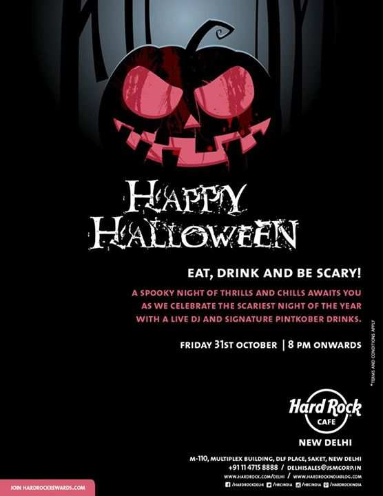 Hard Rock Cafe Delhi Events