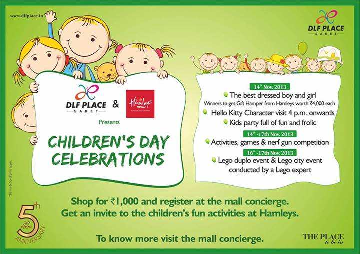 dlf celebrate childrens day - 720×509