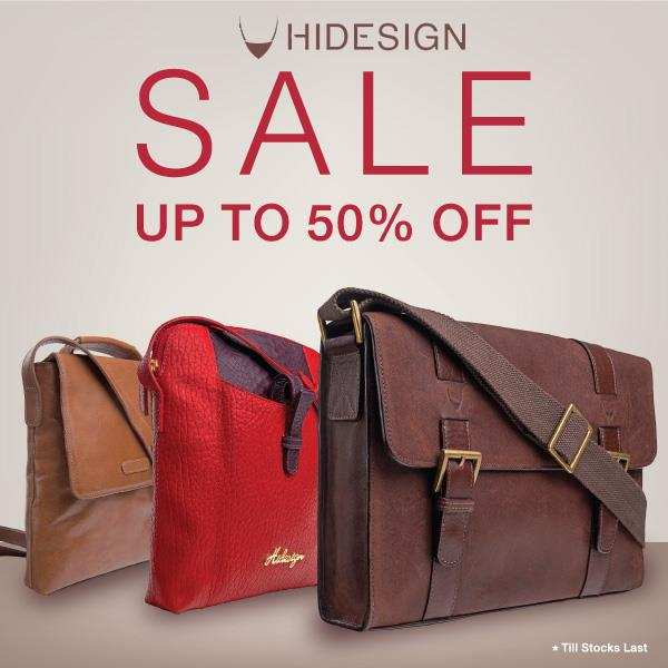 S In Delhi Ncr Hidesign Up To 50 Off Until Stocks Last