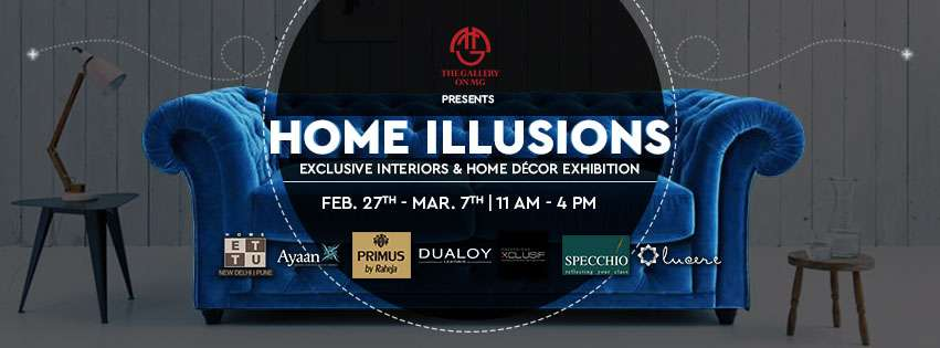 home illusions exclusive interior home decor exhibition at the