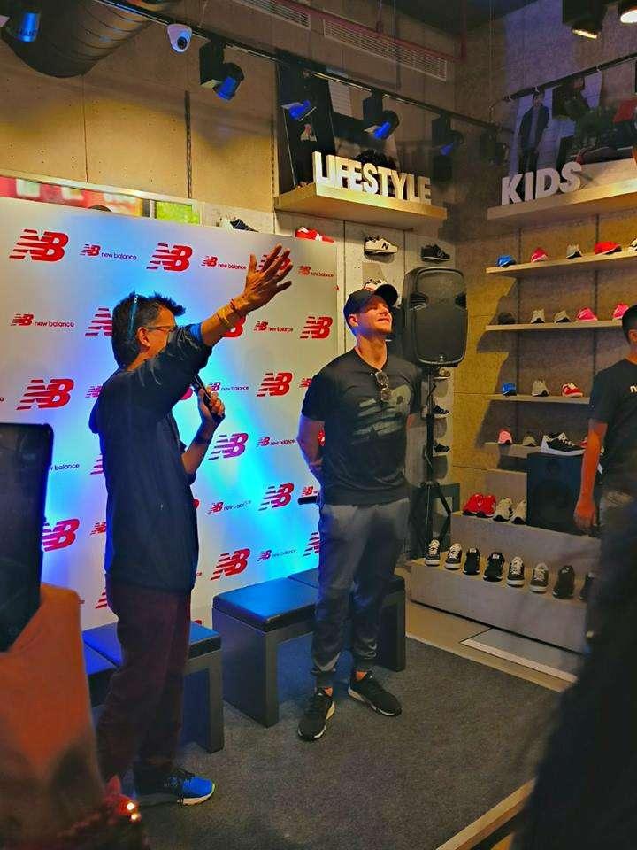 New Balance Store at DLF Place, Saket