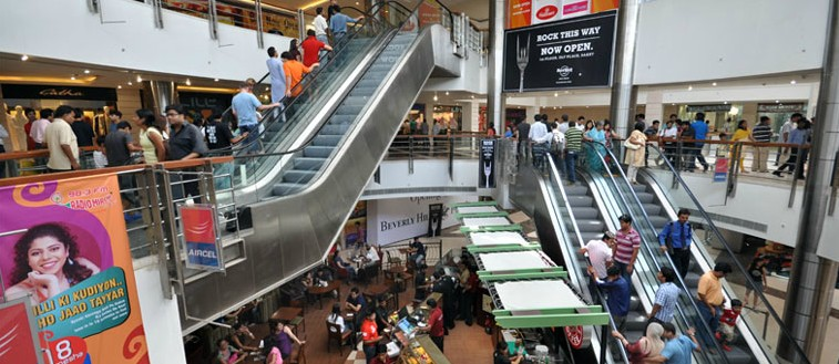 Dlf Place Saket Shopping Malls In Delhi Ncr