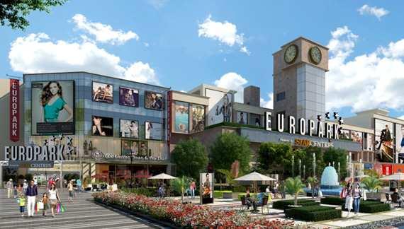 Europark Sahibabad Shopping Malls In Delhi Ncr