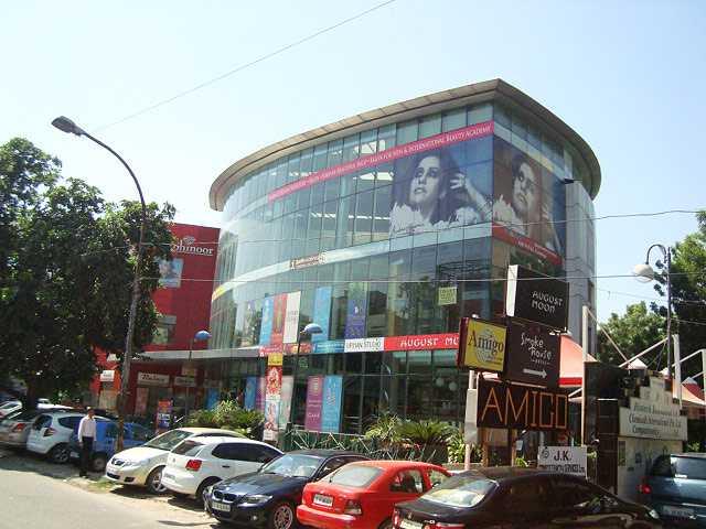 Jmd Kohinoor Greater Kailash Gk 2 Shopping Malls In