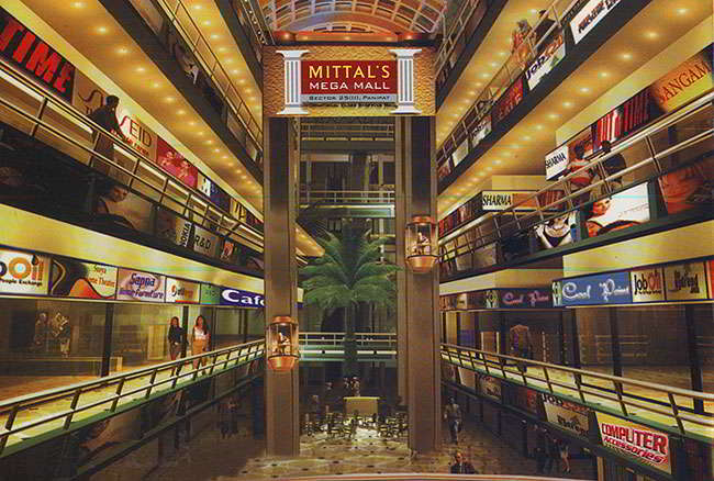 Mittal Mega Mall Panipat Shopping Malls In Delhi Ncr
