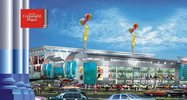 Omaxe Connaught Place Ocp Greater Noida Shopping Malls