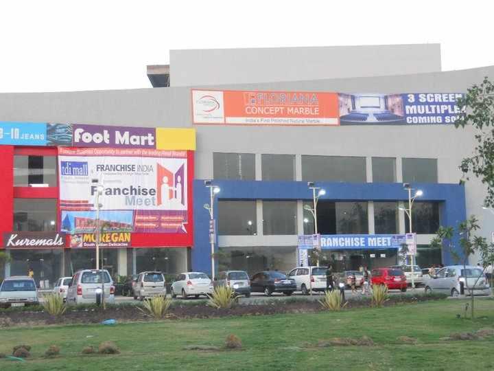 Tdi Mall Kundli Sonepat Shopping Malls In Delhi Ncr