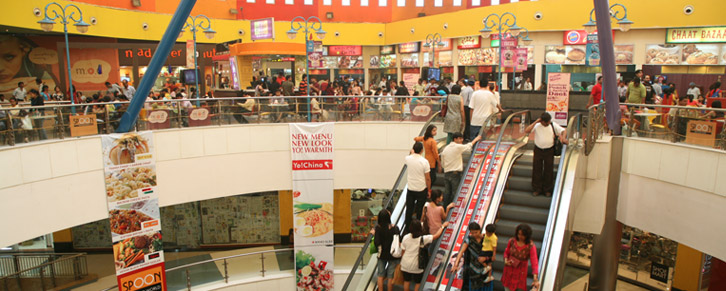 The Great India Place Mall Noida | Top Malls in India