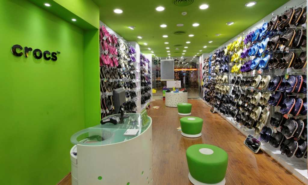 are crocs sold in stores Shop Clothing