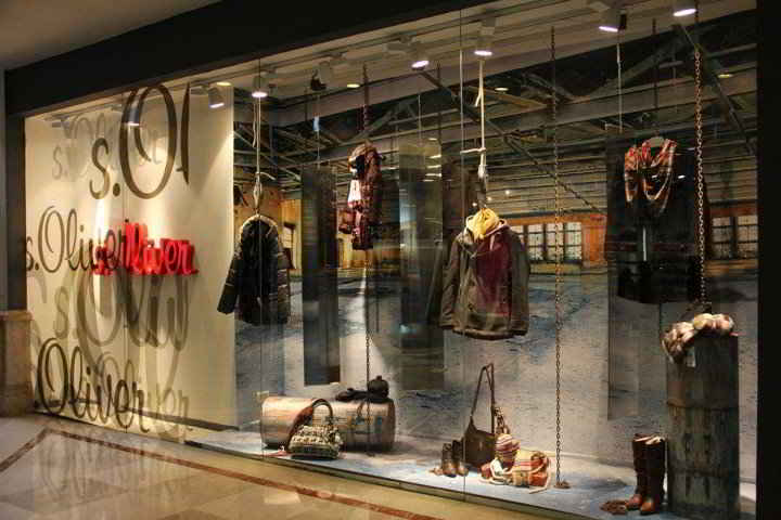 S Oliver India Wins V M R D Retail Design Awards 2012 For