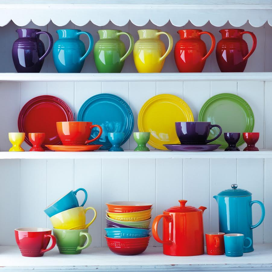 Add Colorful Cookware To Your Kitchen This Holi with Le Creuset
