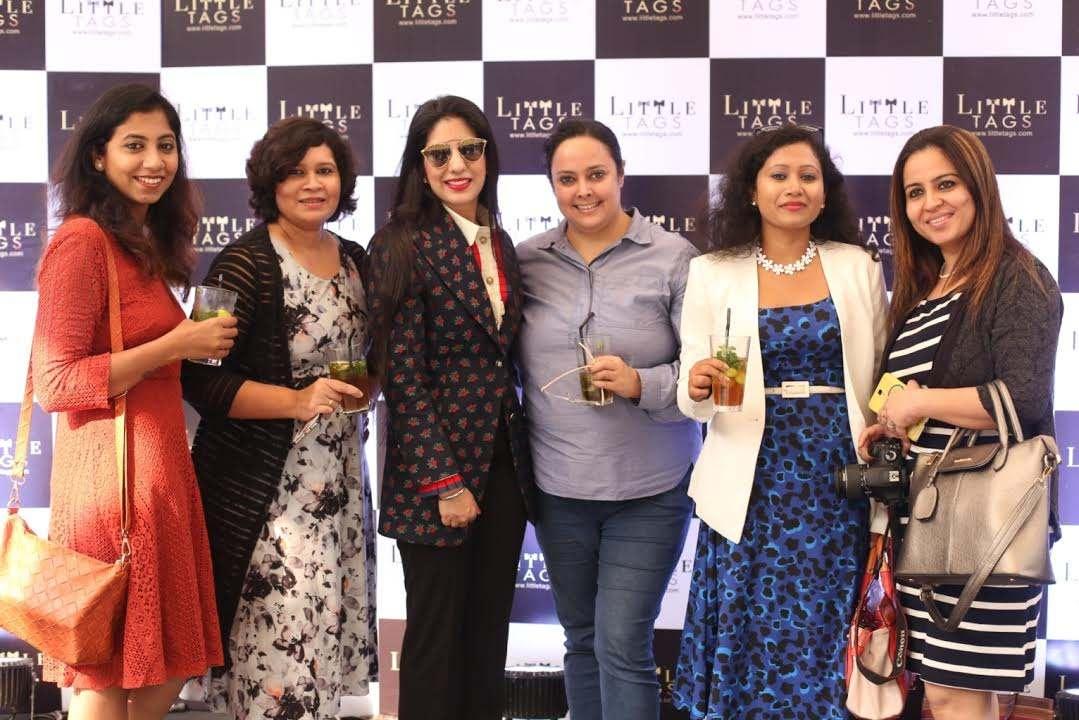 Luxury Designer Kidswear Online Shopping Website Little Tags Launched News Delhi Ncr Mallsmarket Com