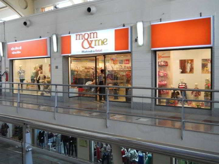 Mom Amp Me Opens 66th Store At Dlf City Centre Shopping Mall