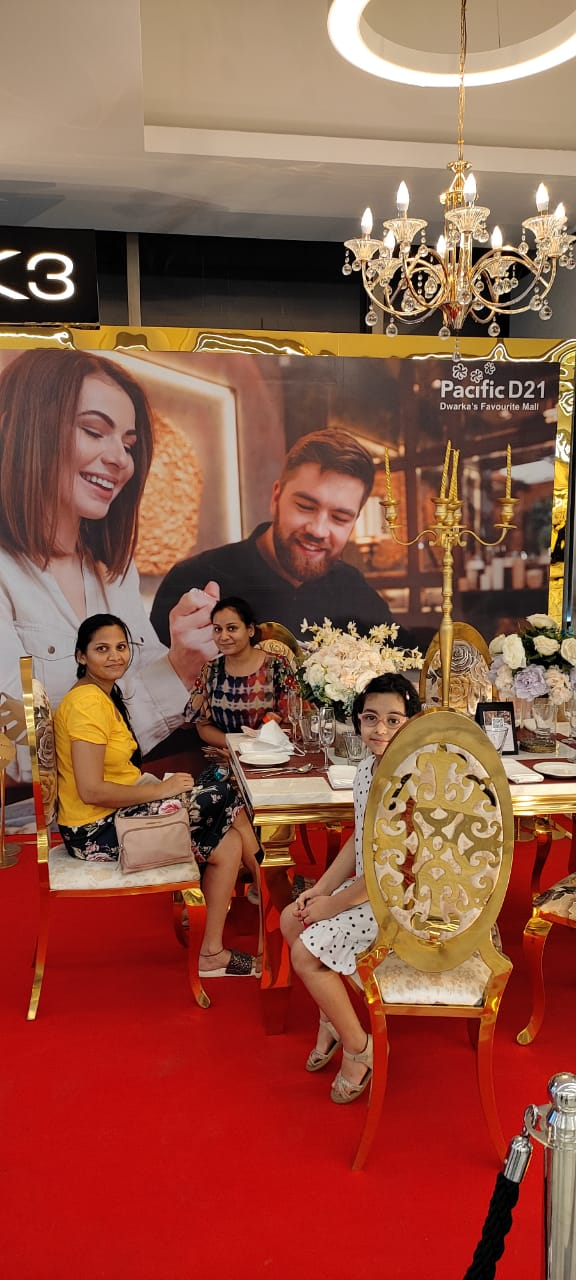 Pacific D21 brings JW Marriott's leisure experiences for shoppers on Freedom Day