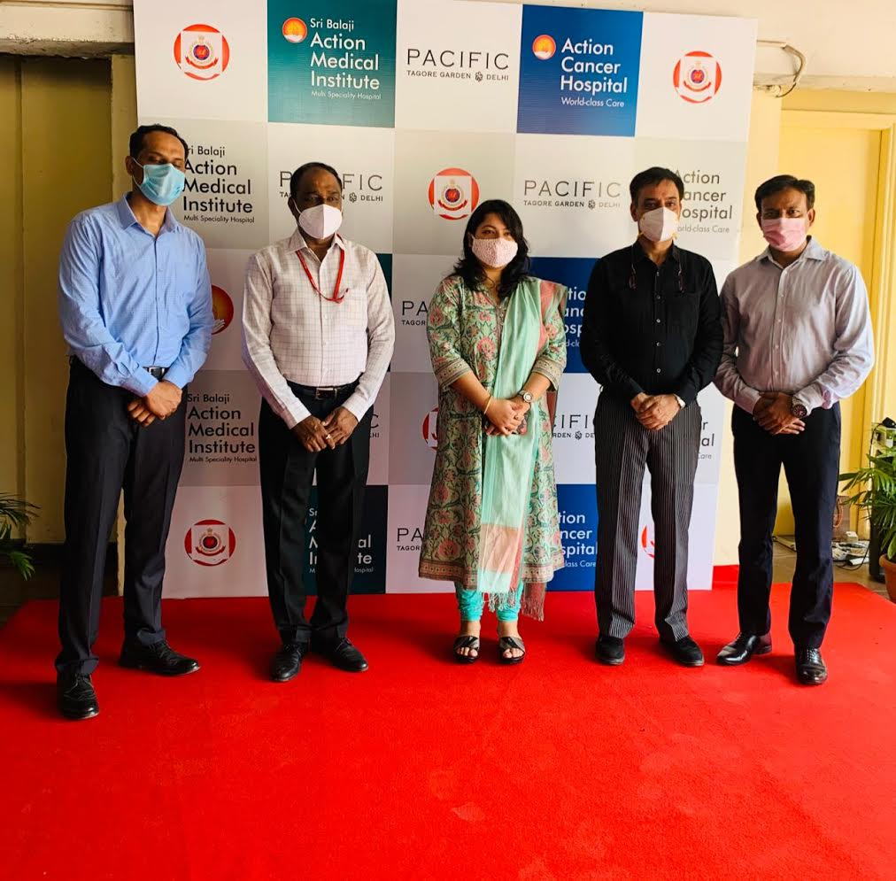 Pacific Mall Tagore Garden kickstarts drive-in facility with new reduced vaccine pricing