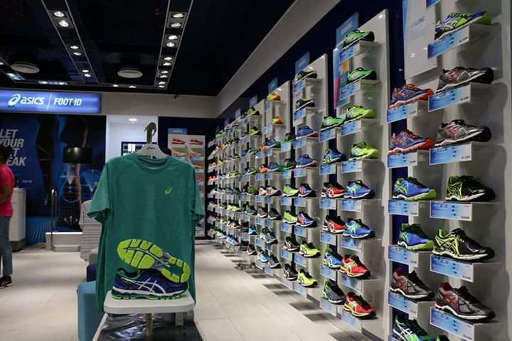 ASICS | Stores, Outlets, Restaurants in Select CITY WALK