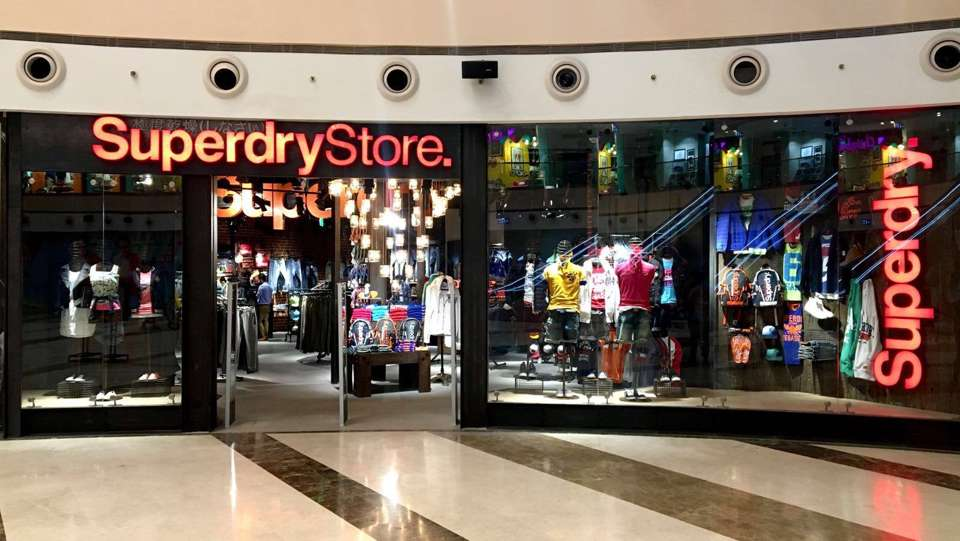 Superdry Stores Outlets Restaurants In Dlf Mall Of