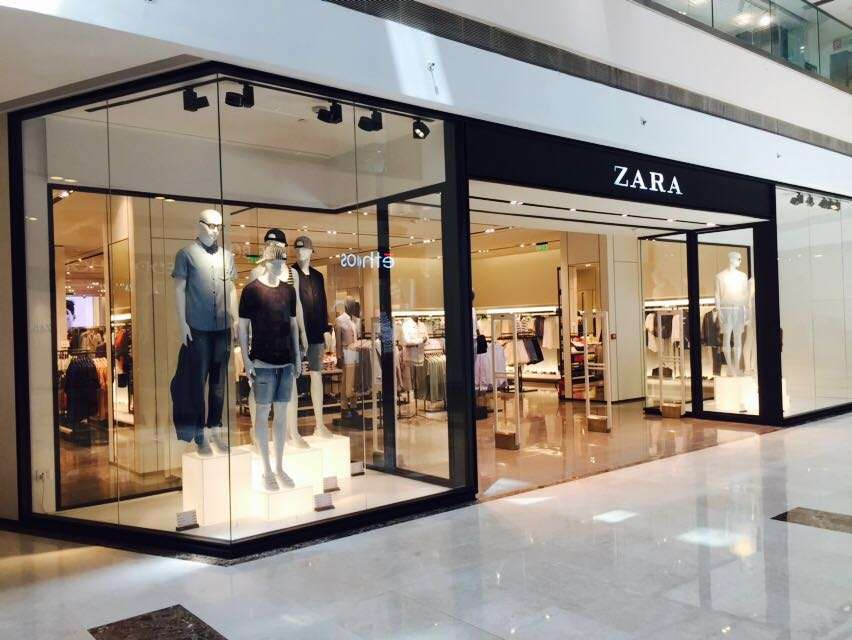 zara stores outlets restaurants in dlf mall of india noida delhi ncr. Black Bedroom Furniture Sets. Home Design Ideas