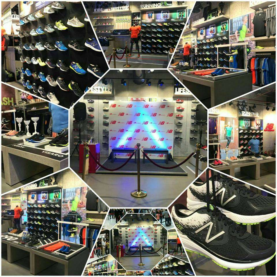 New Balance | Stores, Outlets, Restaurants in DLF PLACE SAKET ...