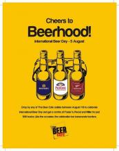 Celebrate International Beer Day from 1 to 15 August 2012 at The Beer Cafe, Ambience Mall, Gurgaon and Moments Mall, Kirti Nagar