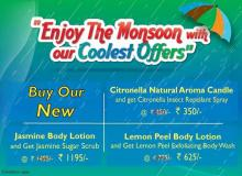 The Nature's Co Coolest Monsoon Offers