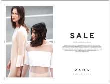 The ZARA Sale starts in all stores on July 3rd, 2014