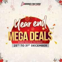 Brand Factory Year End Mega Deals