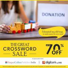 The Great Crossword Sale - Upto 70% off