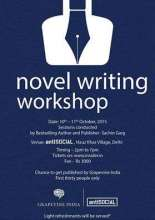 #antiSOCIALab: episode 3 - Author's Workshop on Novel Writing at Antisocial on 10 & 11 October 2015