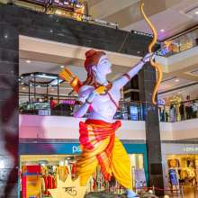 Festive merriment and galore across Pacific Group of malls