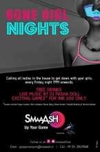 Ladies Night at SMAAASH
