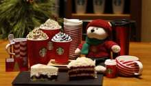 Unite in Good Cheer this Christmas - The Red cups are back at Starbucks