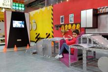 Stellar Children's Museum at the Ambience Mall Gurgaon