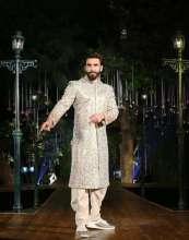 Actor Ranveer Singh in Diva'ni Couture