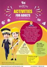 Fulfill your wishes with Relaxing Role-Play only at KidZaniaDelhi NCR!