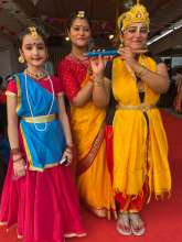Pacific Mall D21 hosts scintillating Krishna Janmahotsav celebrations