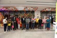 Dwarka residents win Diamond Pendant