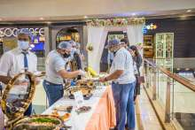Pacific Mall Tagore Garden hosts the eclectic 'Global Food Fiesta'