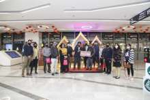 Pacific Malls host Mega Draw, announce winners for Diwali campaign 'Celebration toh Banta Hai'